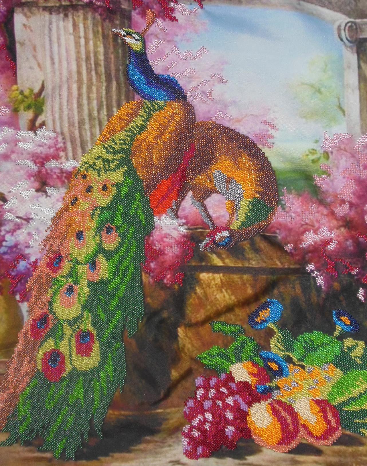 Вышивки бисером фото работ