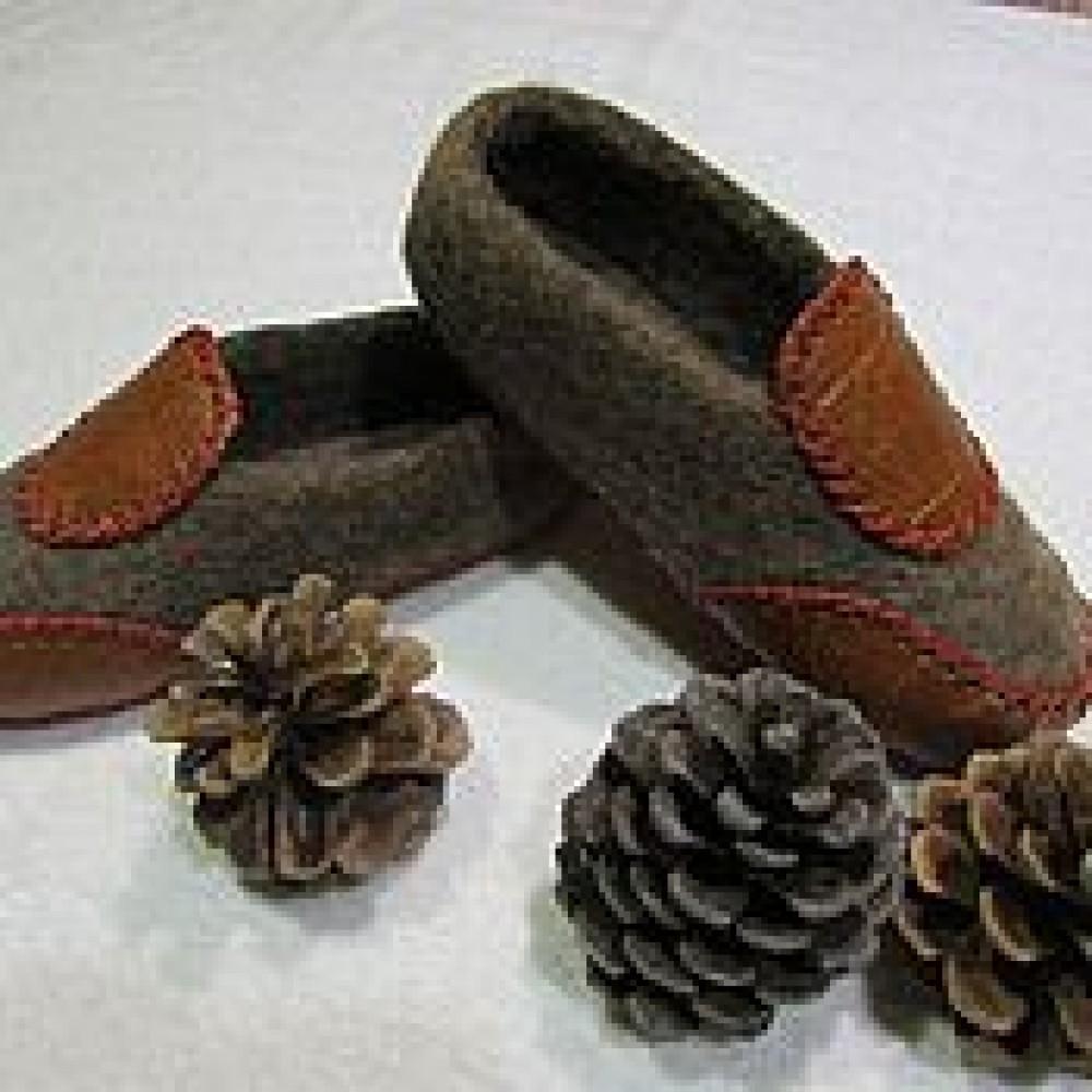 40ce6c7fe Эксклюзивная обувь ручной работы, валяная обувь ручная работа