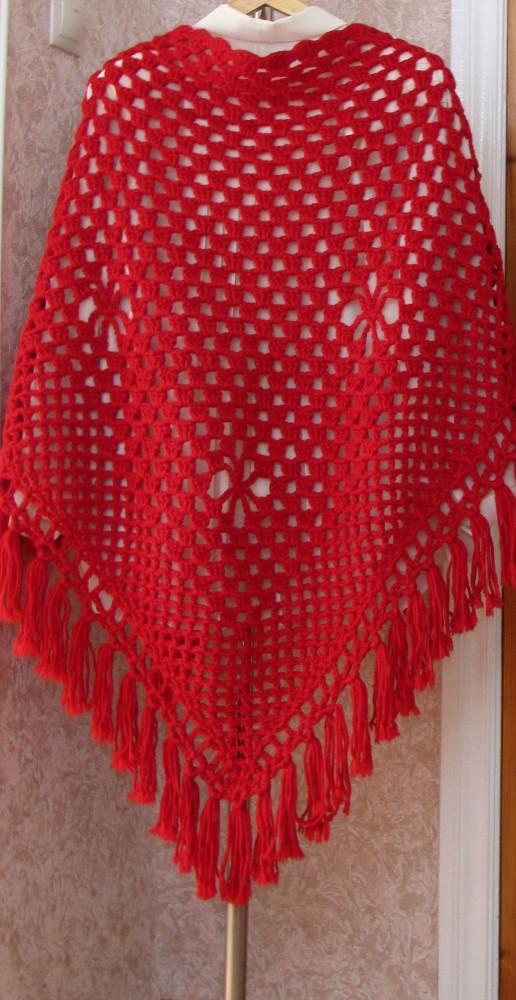 Вязание шалей со светланой берсановой 59