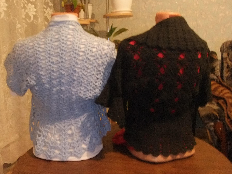 Изделия от ручное вязание 394