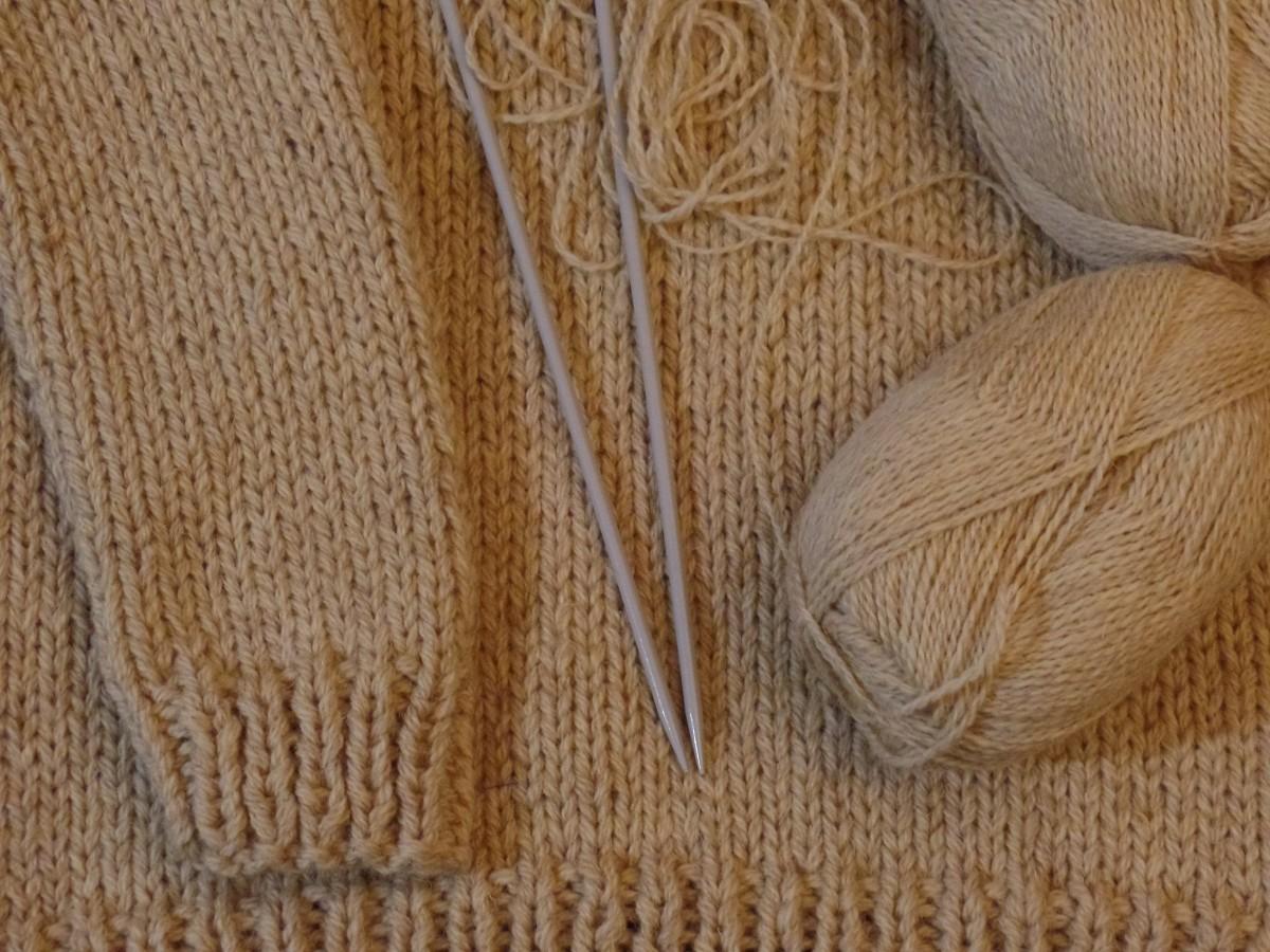 Принимаю заказ на вязание