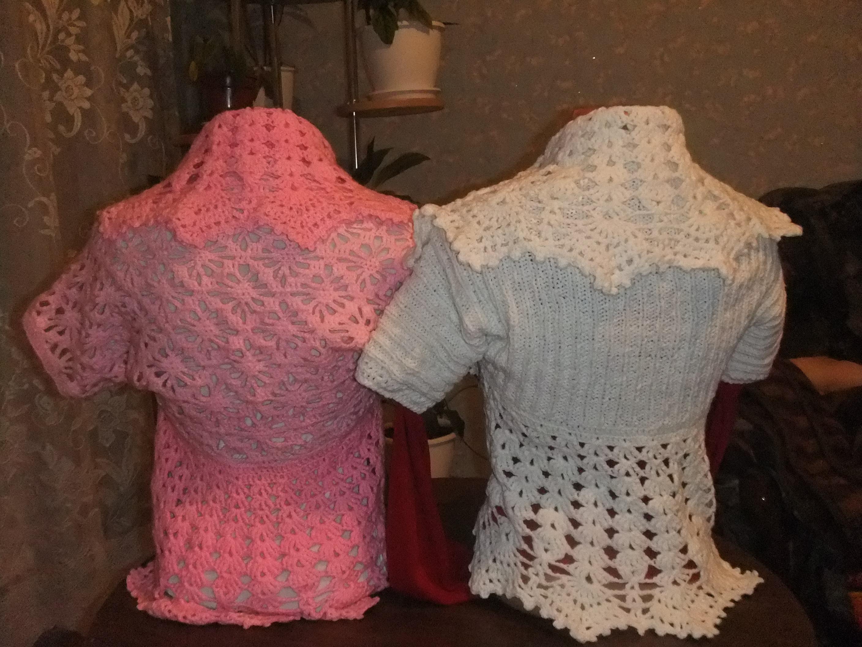 Изделия от ручное вязание 432