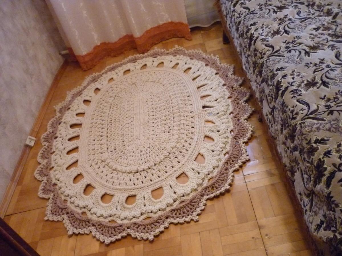 Ручное вязание ковров 82